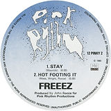 Freeez - Stay- Hot Footing It