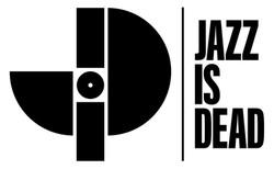 Jazz is Dead label