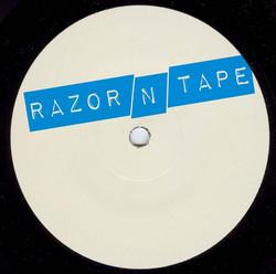 Razor 'n' Tape label