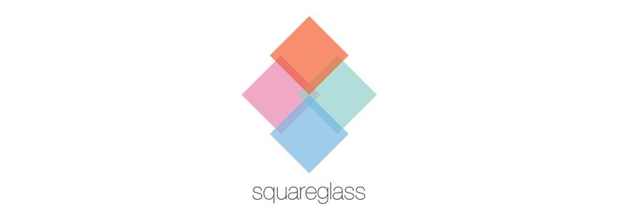 Squareglass label