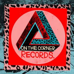 On the Corner label