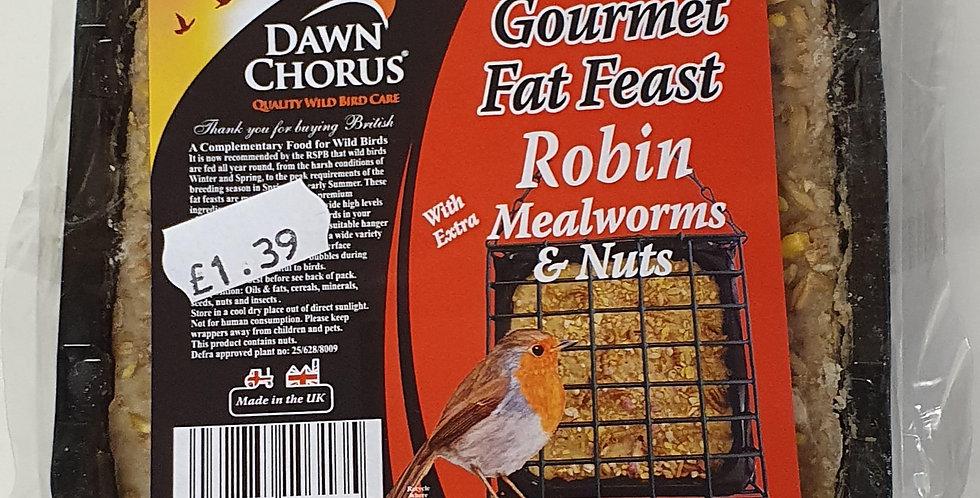 Wild Bird Fat Blocks for Robins