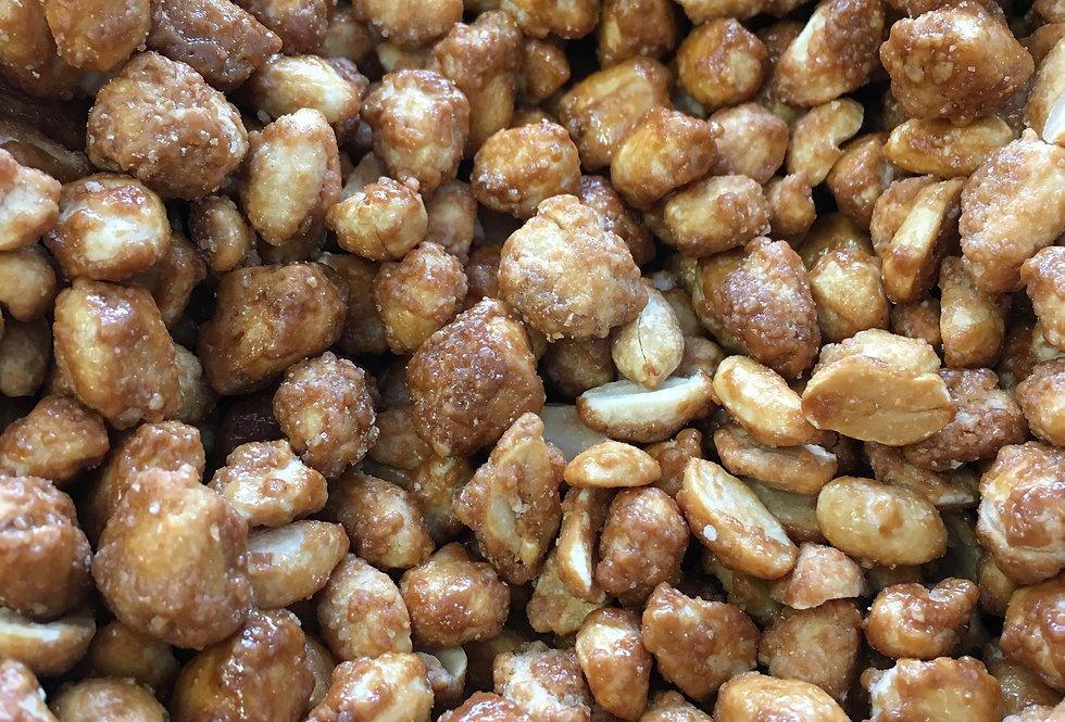 Honey Coated Peanuts