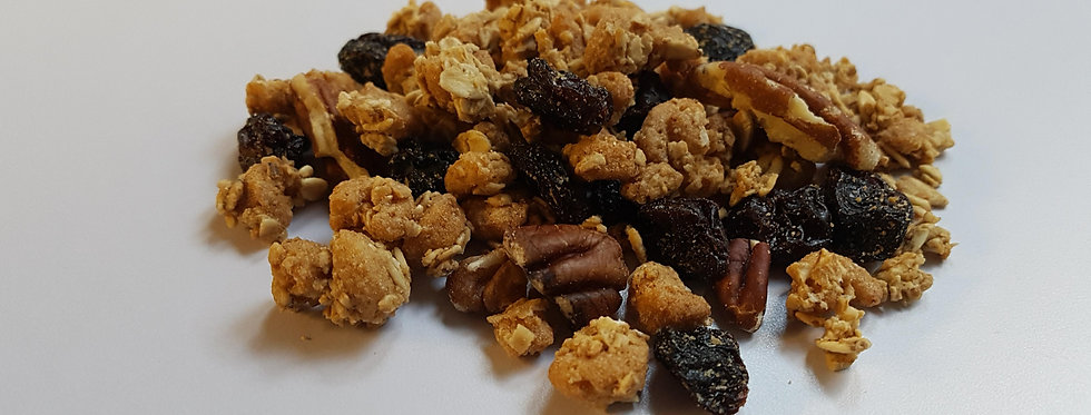 Pecan and Maple Crunch