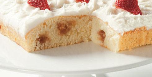 Strawberries and Cream Cake Mix