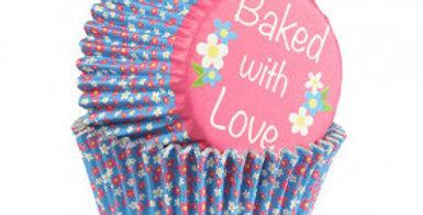 Baking Cases - Ditsy Daisy