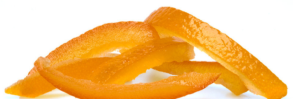 Whole Orange Peel