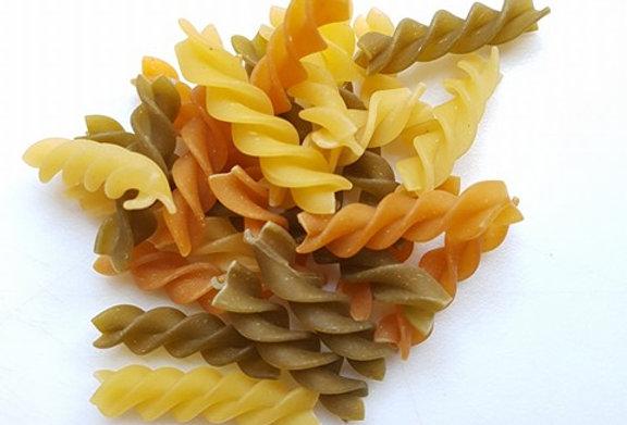 Fusili Coloured Pasta Twists