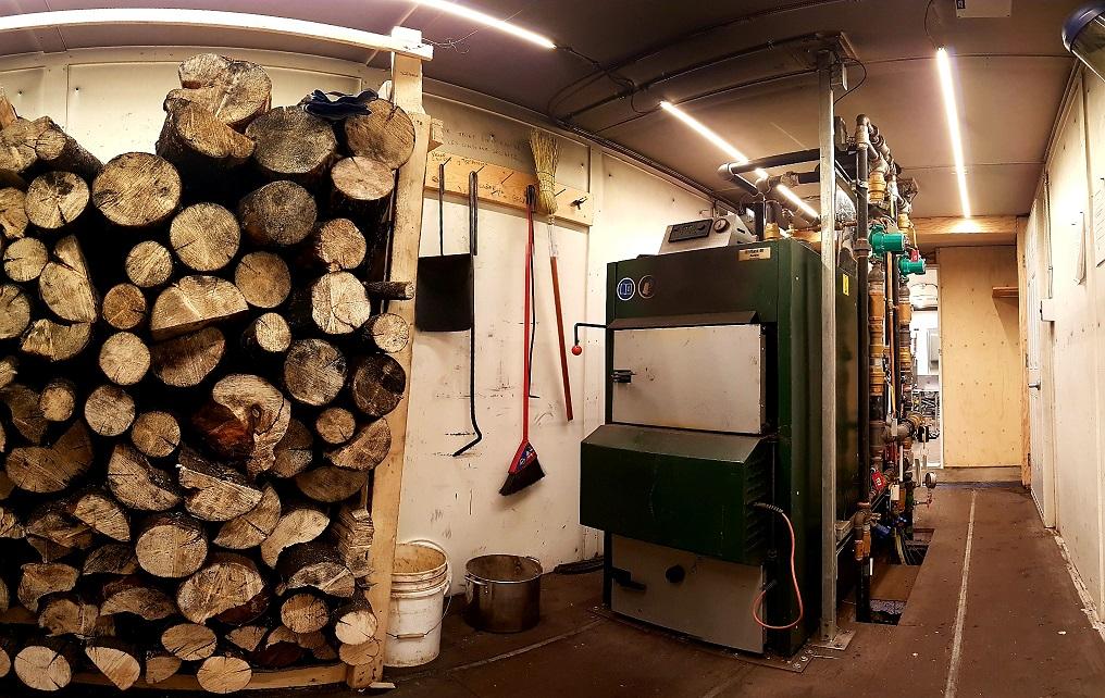 Uapishka biomass