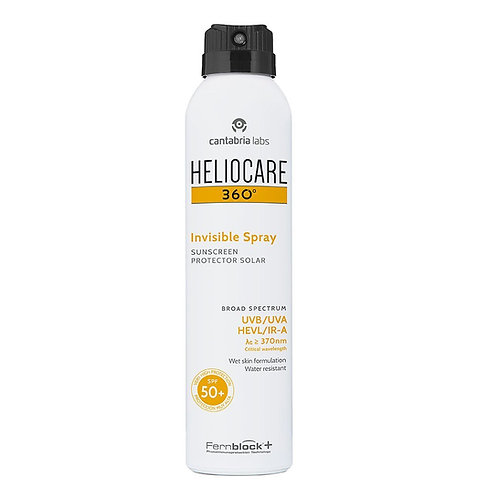 Heliocare® 360° Invisible Spray - 200ml