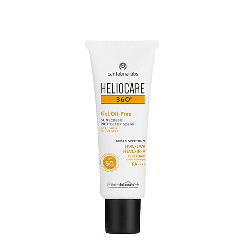 Heliocare® 360° Oil-Free Gel SPF 50 - 50ml