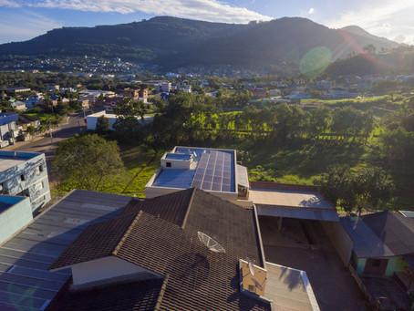 Vantagens da energia solar fotovoltaica no verão