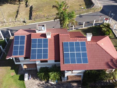 Os ganhos financeiros da energia solar como investimento