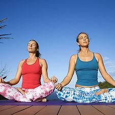 Meditation and relaxation Pranayam