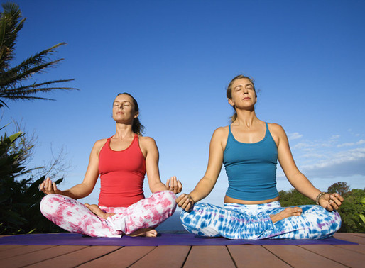 Can yoga help with #asthma?