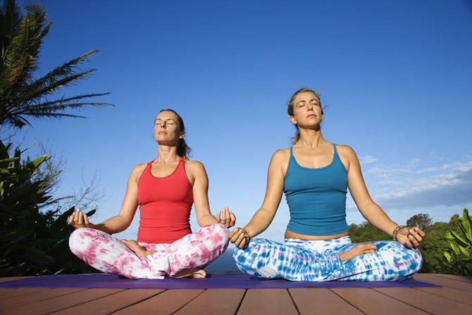 Práticas e cursos de Meditação