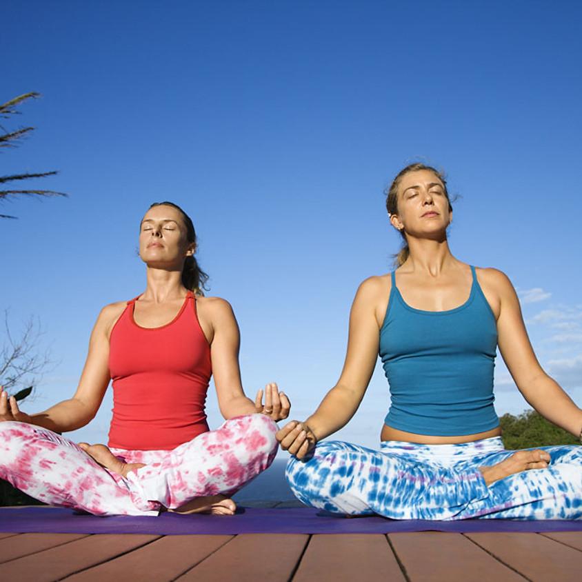 Temakväll - Yoga och Massage....