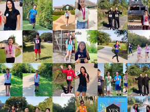 2020 Frisco Arts Virtual Walk & Run