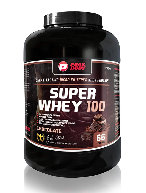 Peak Body Super Whey 100 1kg
