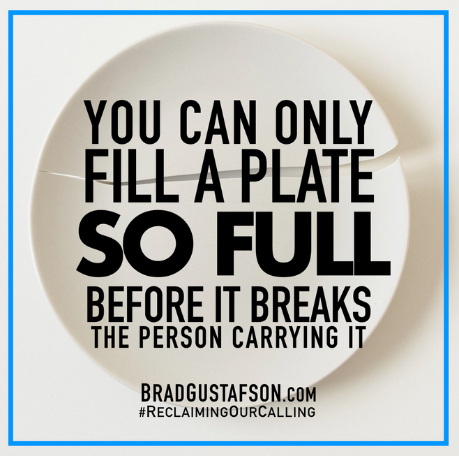 5 Things Your Plate Wants Your Principal to Know