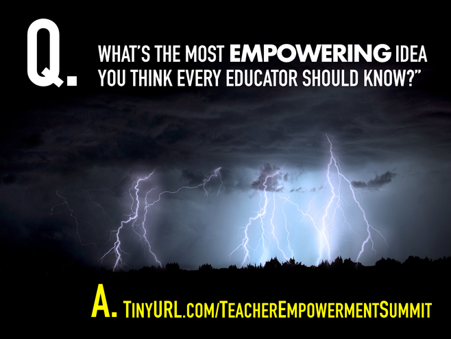 Teacher Empowerment Summit