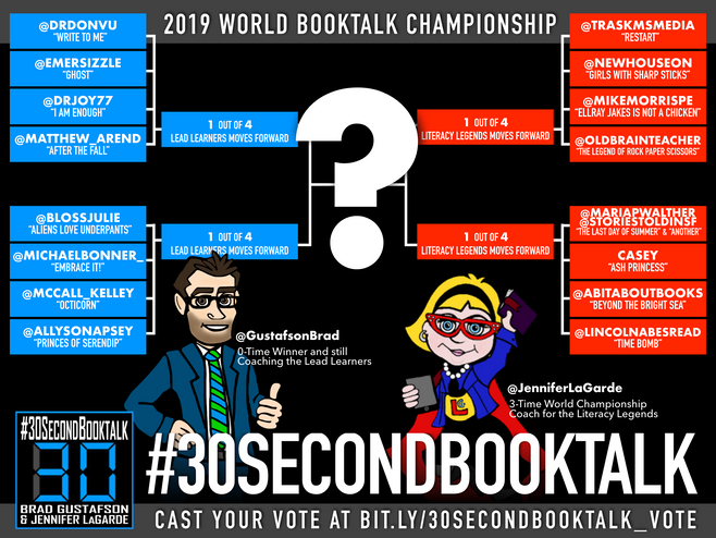 World BookTalk Championship (Video)