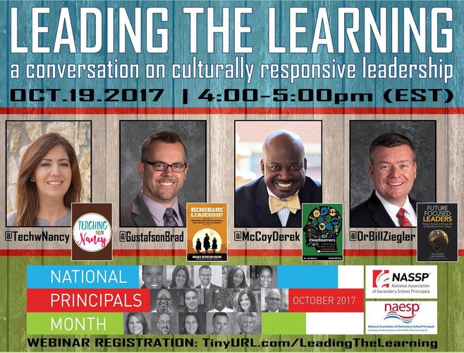 A Conversation on Culturally Responsive Leadership