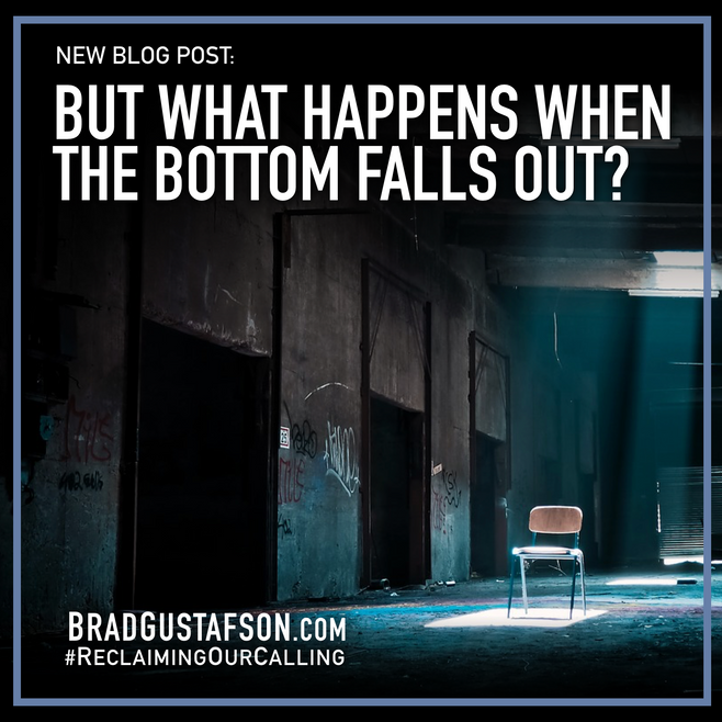 But What Happens When the Bottom Falls Out?