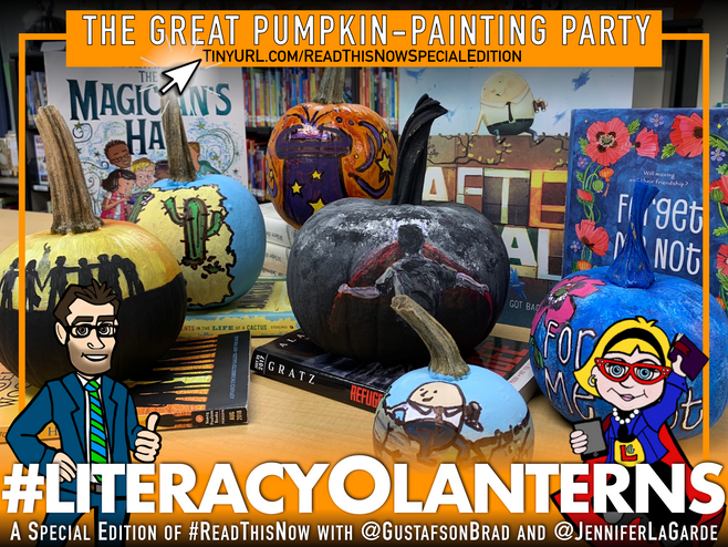 The Great Pumpkin-Painting Project