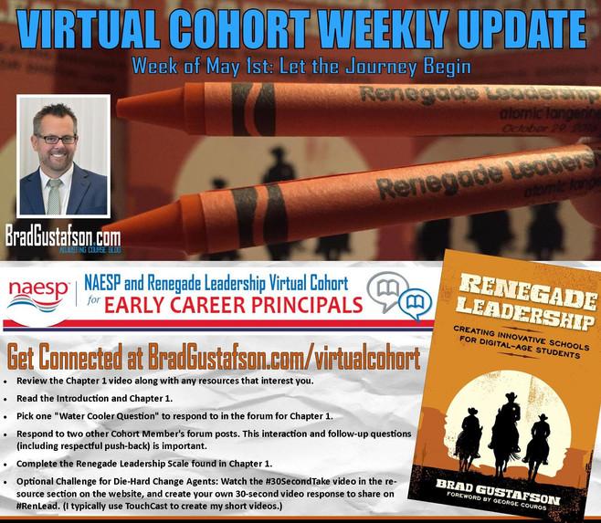 #RenLead Virtual Cohort - Week 1