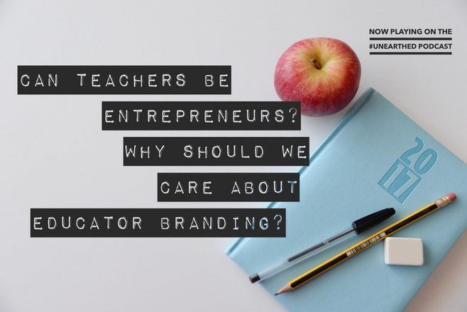 Can Teachers be Entrepreneurs?