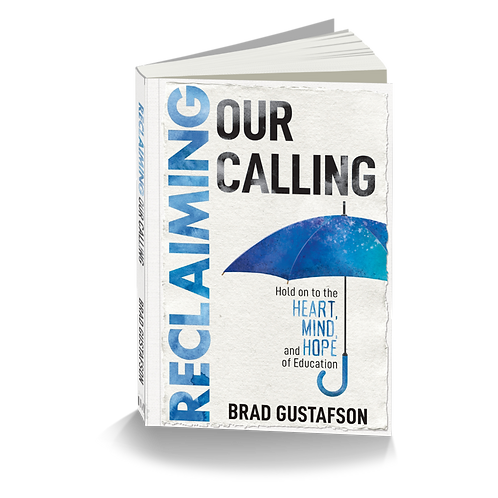 Reclaiming Our Calling - Signed Copy