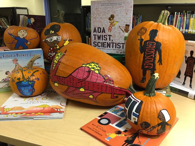 Introducing a New Crop of #LiteracyOLanterns
