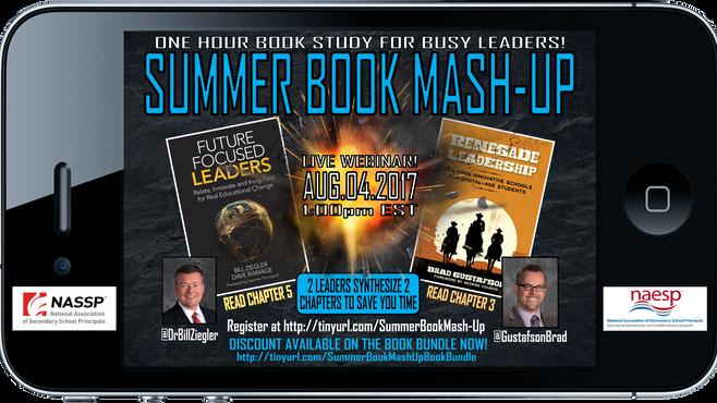 Summer Book Mash-Up