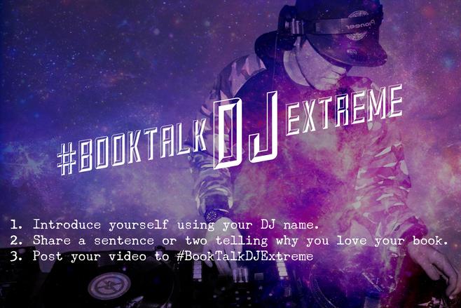 Booktalk DJ Extreme
