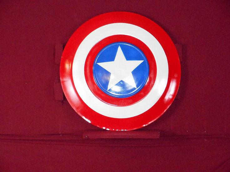 Super Hero Shield Bottomless Box