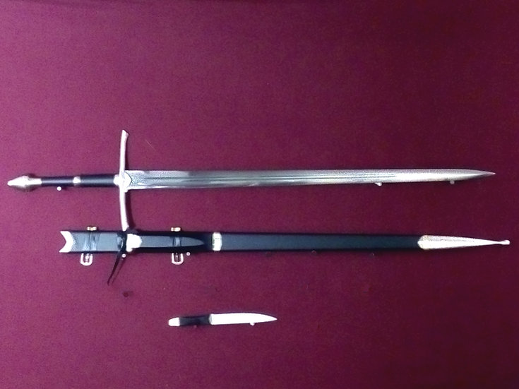 Strider style sword Lord of the Rings