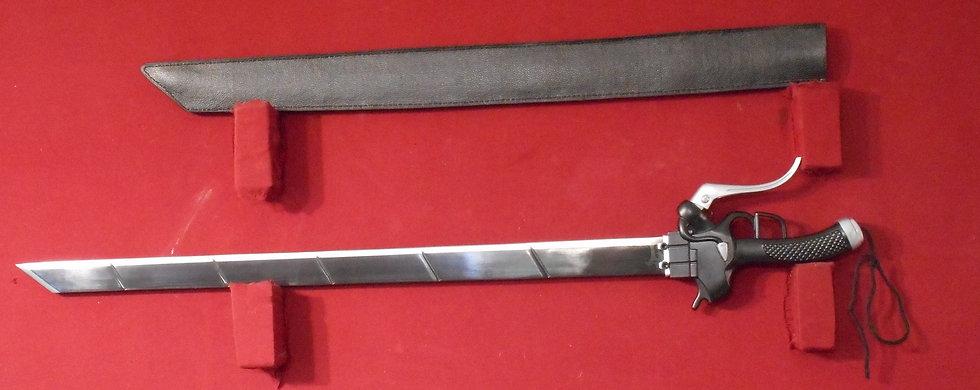 Attack on Titan style sword