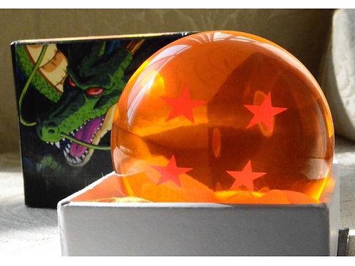 Esfera 4 Estrellas Dragonball tamaño real