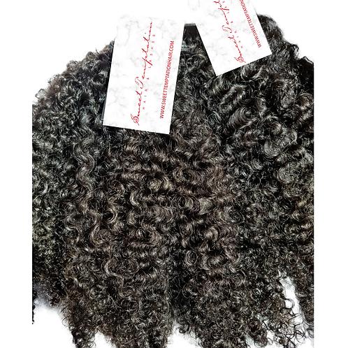 African Kinky Curl