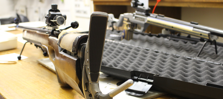 Rifle preparation