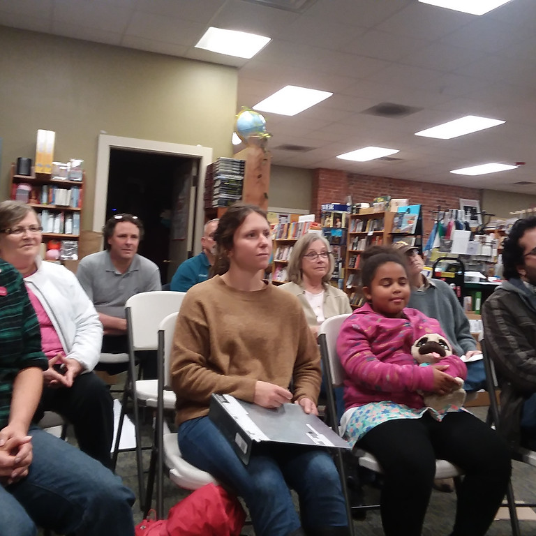 Poetry Month: Virtual Poetry Open Mic