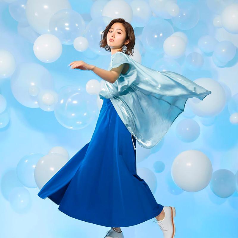 杏沙子「ファーストフライト」初回限定盤