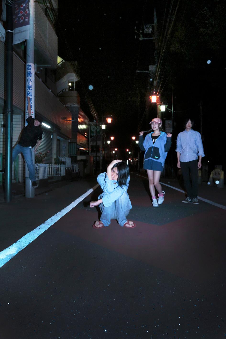 GOMESS BAND 3(撮影:高木あつ子)