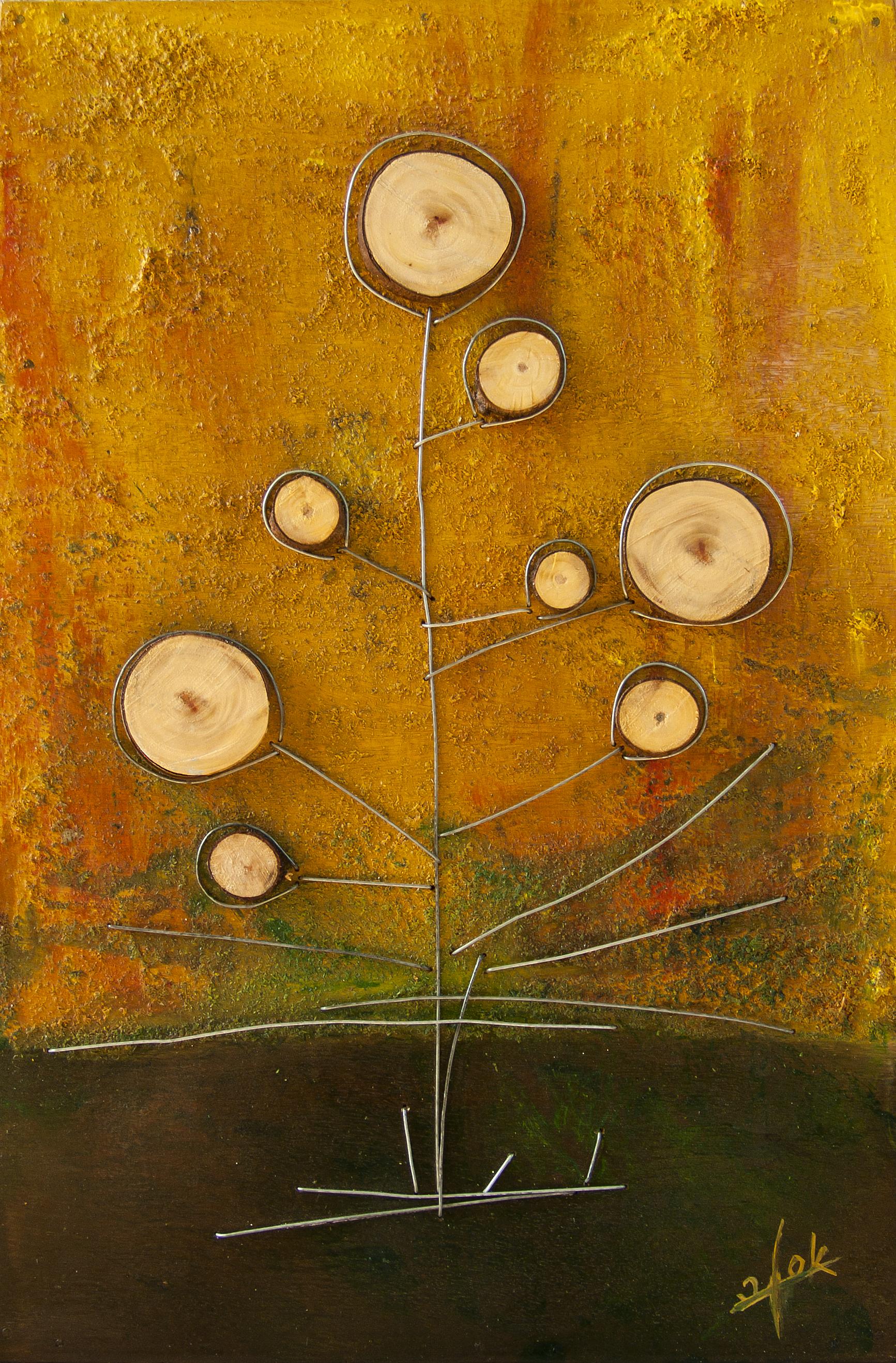 אומנות בעץ | צמח 1