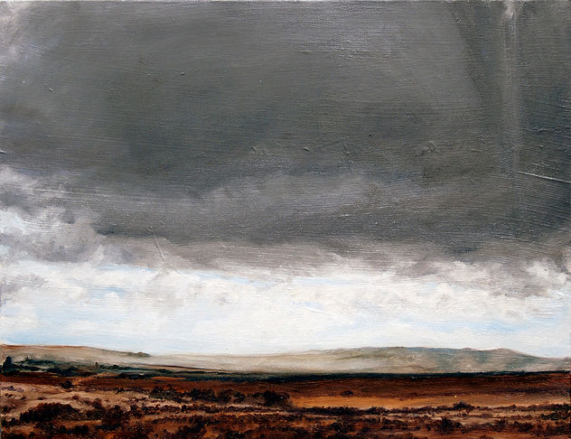 אסף רודריגז   ציורי נוף ישראלי