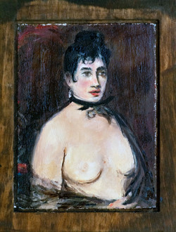 Tribute to Manet