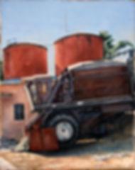אסף רודריגז | ציורי נוף ישראלי
