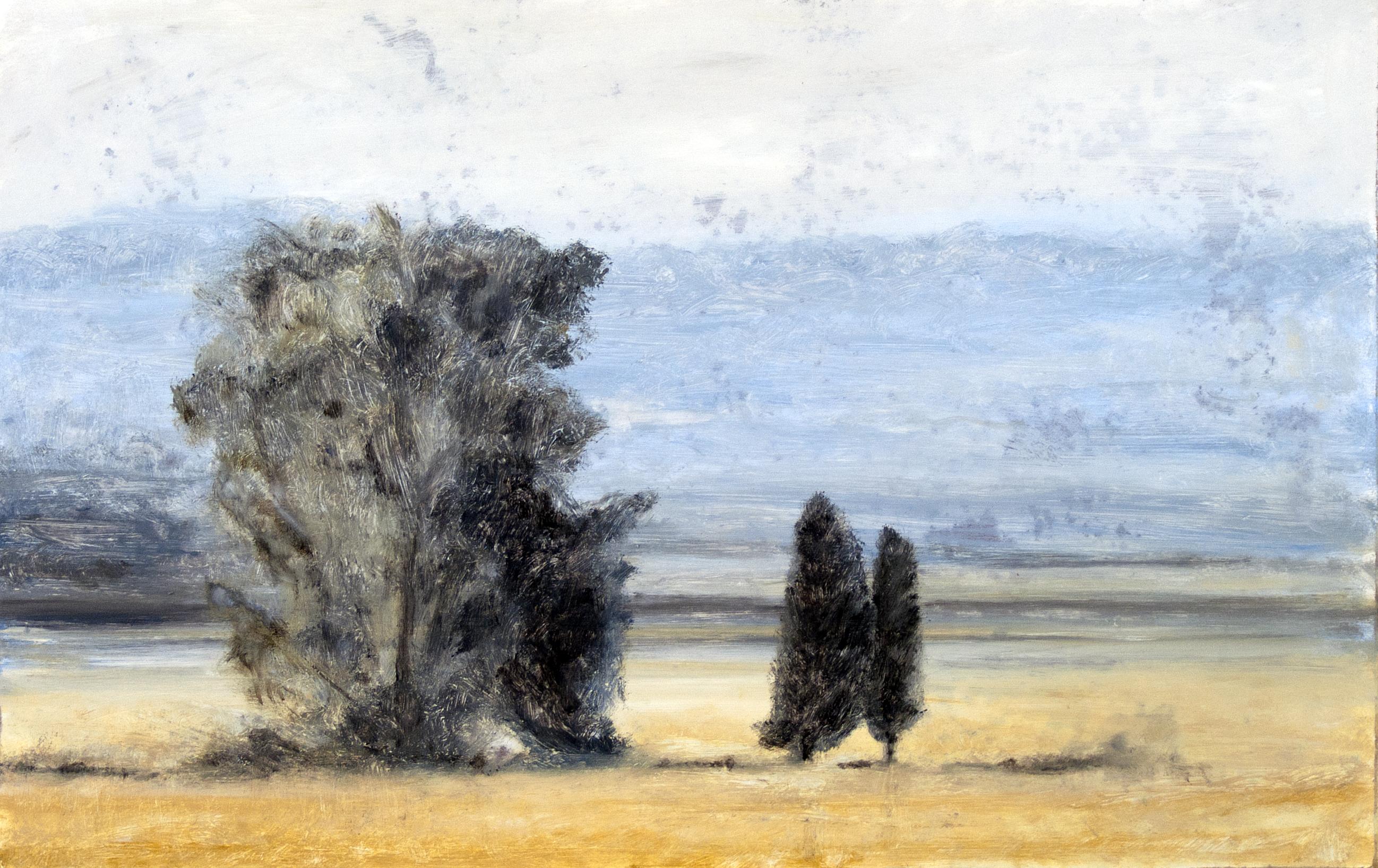 נוף במרחק - ב - משמר העמק