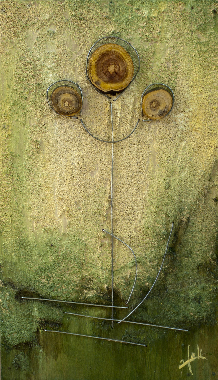 אומנות בעץ | צמח 2